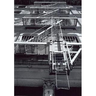 Choix de la dernière pièce du Old School Escalier